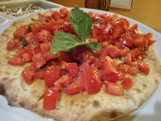 Il Rusticotto Pizzeria Spaghetteria: Sapori genuini