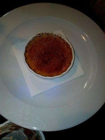 Mozaika Burger & Co. : creme brulèe
