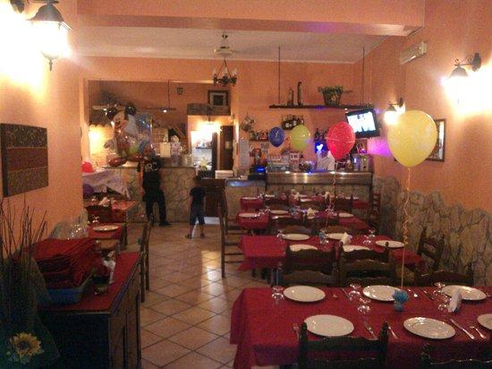Il Rusticotto Pizzeria Spaghetteria: Locale familiare