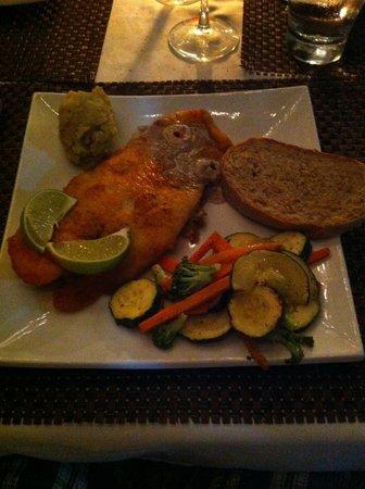 La Terraza : food