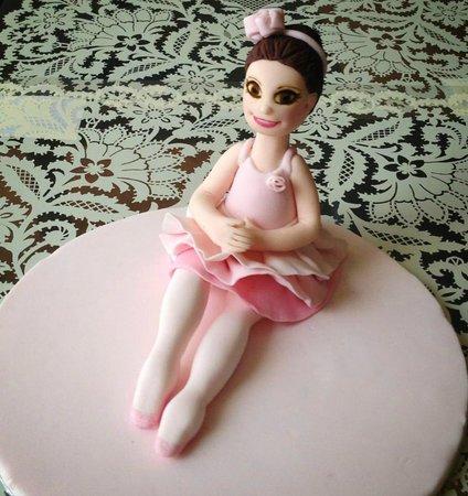 Bonnie Gordon College of Confectionary Arts: Figure modelling