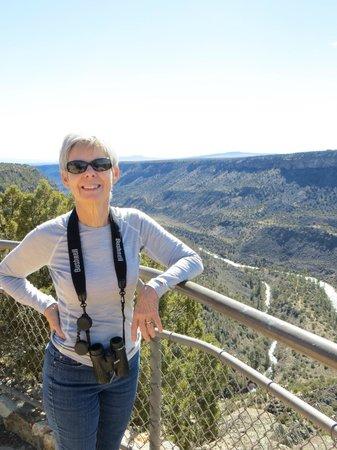 Rio Grande Gorge : Bring binocs/camera for sure!