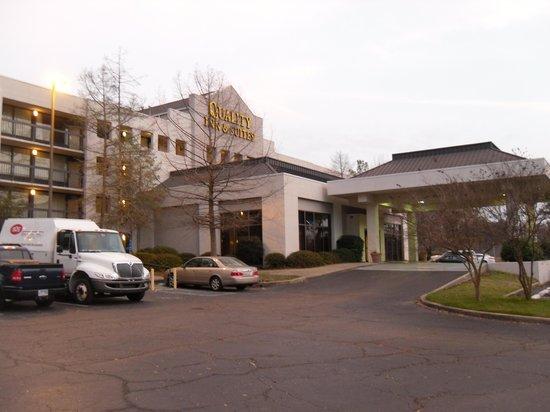 Vicksburg Inn & Suites: Quality Inn, Vicksburg