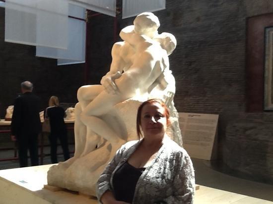 Terme di Diocleziano: Rodin e Terme