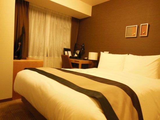 Richmond Hotel Asakusa : Camera doppia