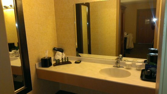Pheasant Run Resort: Bathroom