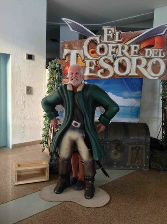 Park Royal Huatulco : mean pirate