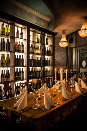 Hudson's - Metropolitan Bar & Dining: Eine super Restaurant und stylische Bar!