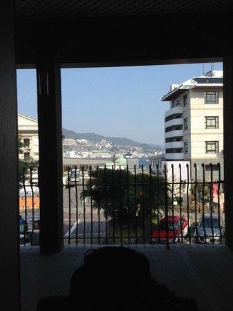 Crowne Plaza ANA Nagasaki Gloverhill: レストランからの眺め