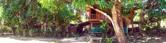 Tropical Pasta: Main house