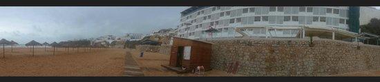 Hotel Sol e Mar : from beach