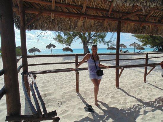 Sirena Beach: ESPERANDO EL TREN