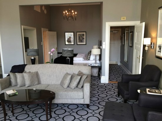 Grand Hotel : Our suite