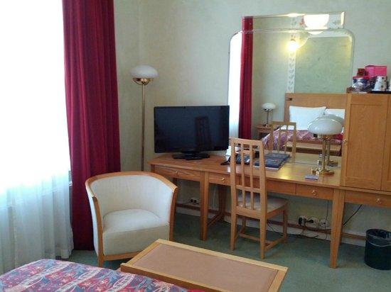Solo Sokos Hotel Torni : Room