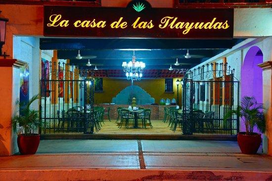 La Casa de Las Tlayudas