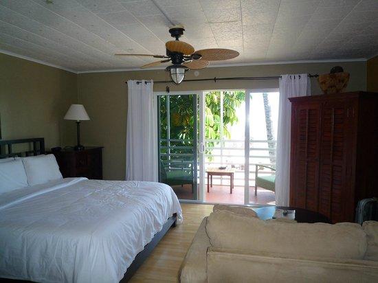 Drop Anchor Resort : The Room