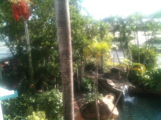 Colonial Palms Motor Inn: Relaxed