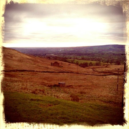 The Wellsprings Inn Pendle Hill: The View!