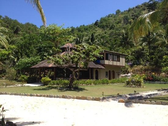 Secret Paradise Resort & Turtle Sanctuary: the restaurant
