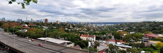 Meriton Suites Bondi Junction: Sydney View