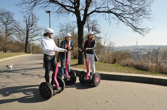 ‪Segway Point - Prague Segway Tours‬