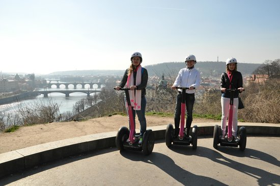 Segway Point - Prague Segway Tours : Panoramatic views
