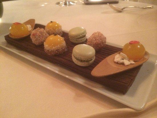 Alleno Paris: Dessert