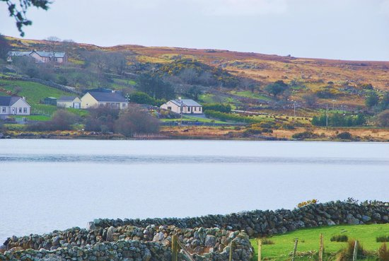 Kingstown House: More Views on the road to Clifden