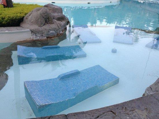 ClubHotel Riu Bachata: la piscine