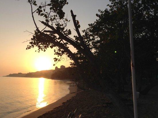 ClubHotel Riu Bachata: Un lever de soleil