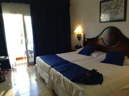 ClubHotel Riu Bachata : la chambre