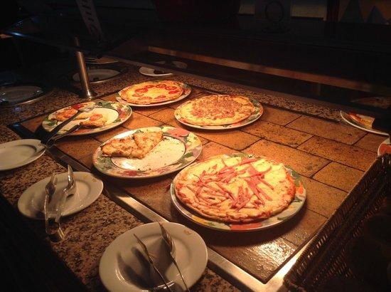 ClubHotel Riu Bachata: des pizzas tous les midis et soirs