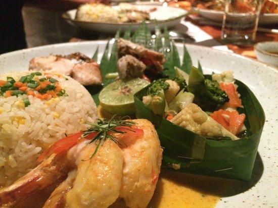Kan Eang@Pier Restaurant : 食事②