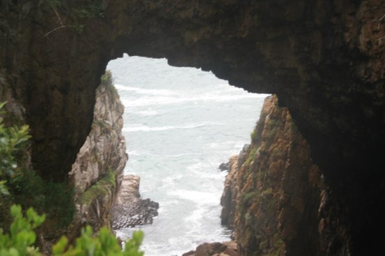 Featherbed Nature Reserve: Sea Cave