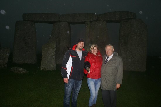 Golden Tours: Stonehenge Apr.3rd 2014