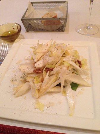 Petits Plats: Endive salad