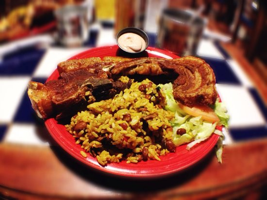 33 Best Vegetarian Mexican South American Caribbean: LIBRAS Steakhouse & Seafood, Guayama