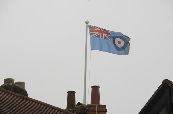 Petwood Hotel: long may the ROYAL AIR FORCE capture our hearts and minds