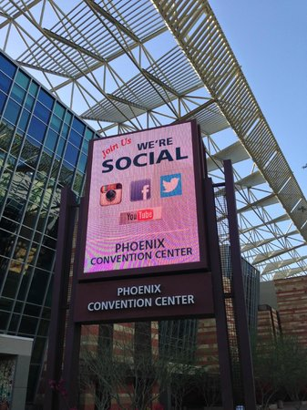 Phoenix Civic Plaza Convention Center: Phoenix Convention Center exterior