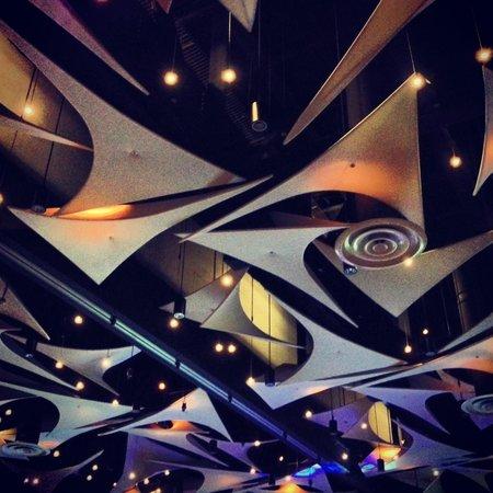 Phoenix Civic Plaza Convention Center: Artistic ceiling treatment in ballroom