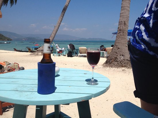 Samui Evasion Day Tours: Just after lunch.