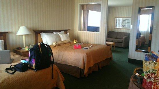 The Wharf Inn : Junior Suite