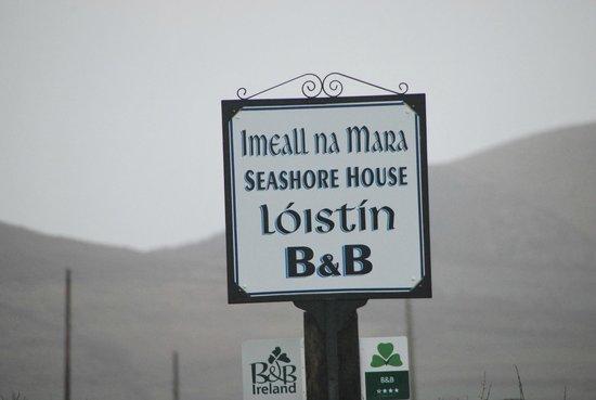 Imeall na Mara: Seashore House