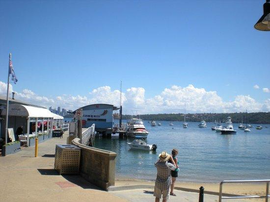 Watson's Bay: Ferry Dock