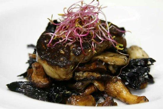 Restaurant America : Setas de temporada