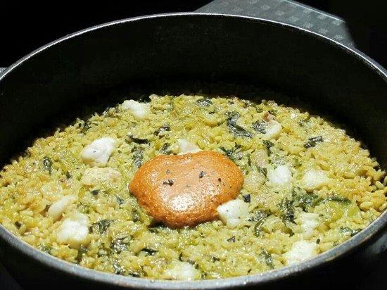 Restaurant America : Rice
