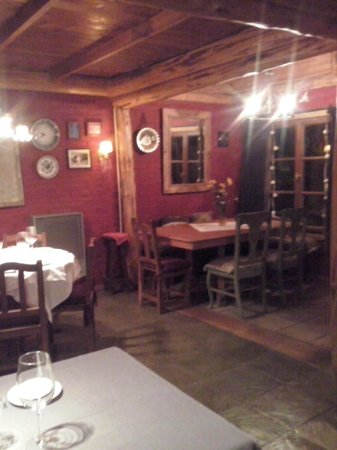Chez Philippe : Salón