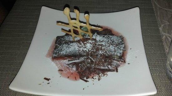 Villa del Palmar Cancun Beach Resort & Spa : Dessert