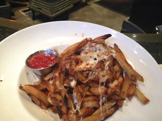 Duclaw Brewing Company: duck fries