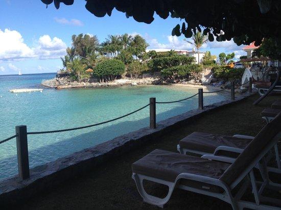 Grand Case Beach Club: Que visual ..mais um desse agradável hotel ..Estivemos e voltaremos. Recomendo !